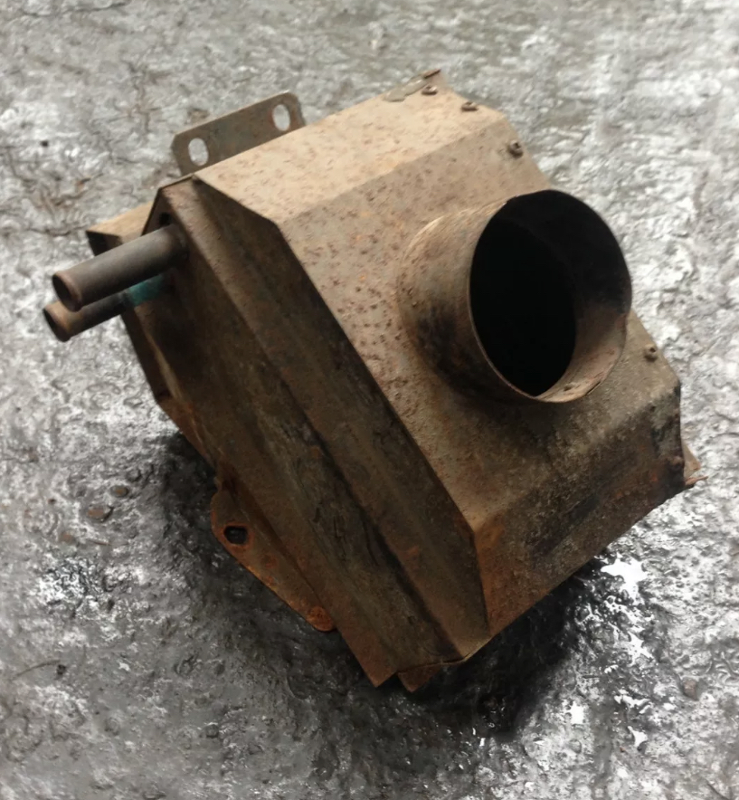 Land Rover Series heater core